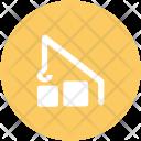 Lifting Hook Crane Icon