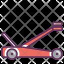 Lifting Car Automobilespring Icon