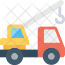 Crane Lifter Luggage Icon