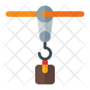 Lifting Delivery Package Icon