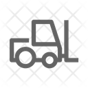 Lifting Truck Icon
