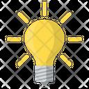 Bulb Light Creative Icon