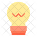 Light Idea Lamp Icon