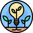 Light Light Bulb Lamp Icon