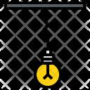 Light Furniture House Icon