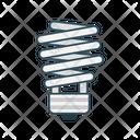 Energysaver Bulb Light Icon