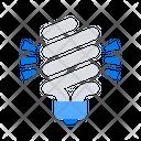Light Bulb Saving Icon