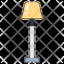 Interior Lamp Light Icon