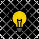 Light Bulb Carnival Icon
