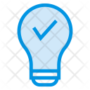 Light Lamp Idea Icon