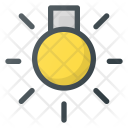 Light Sidelight Information Icon