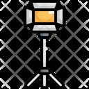 Light Lighting Cinema Icon