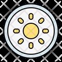 Light Mode Button Icon