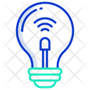 Light Lamp Bulb Icon