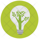 Light Bulb Green Icon
