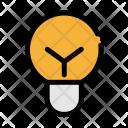 Bulb Idea Light Icon