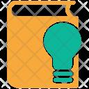Light Education Book Icon