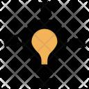 Light Bulb Bright Icon