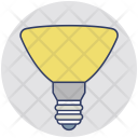Electricity Bulb Light Icon