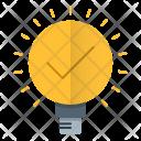 Idea Light Efficiency Icon