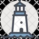 Light House Marine Icon