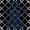 Light Oil Gasoline Icon