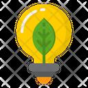 Light Blub Gren Blub Icon