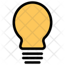 Lamp Bulb Electric Device Icon