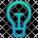 Light Idea Innovation Icon