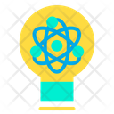 Research Idea Atomic Research Idea Microbiology Research Idea Icon