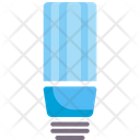 Lightbulb Ecology Energy Icon