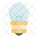 Idea Lamp Bulb Icon