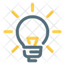 Light Bulb Idea Innovation Icon
