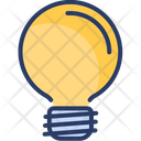 Light Bulb Power Electric Bulb Icon