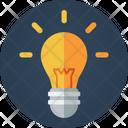 Light Bulb Bulb Electricity Icon