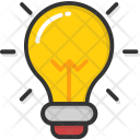 Light Bulb Illumination Icon