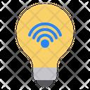 Light Bulb Idea Bulb Icon