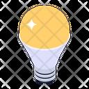 Bulb Light Bulb Lamp Icon