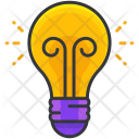 Light Bulb Creative Icon