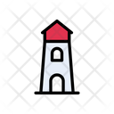 Light Tower House Icon
