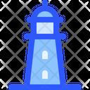 Map Navigation Light House Icon