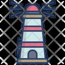 Light House Light Tower Light Building Icon