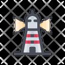 Light House Light Tower Sea Tower Icon