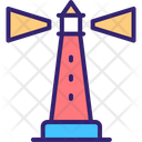 Light House Light Tower Tower Icon