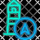 Light House Navigation Icon