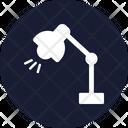 Bulb Desk Light Icon