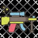 Light Machine Gun Icon