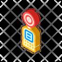 Light Meter Measuring Icon