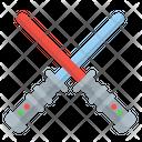 Battle Fight Light Icon
