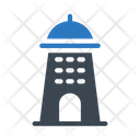 Tower Light House Icon